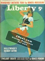 Liberty Magazine - March 25, 1939