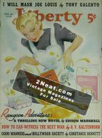Liberty Magazine – May 4, 1940