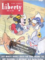 Liberty Magazine – March 14, 1942