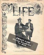 Life Magazine - November 22, 1900