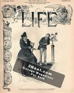 Life Magazine - December 20, 1900