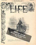 Life Magazine - December 27, 1900