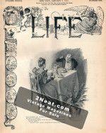 Life Magazine - January 3, 1901