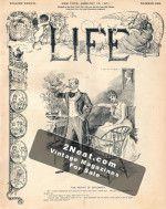 Life Magazine - January 10, 1901