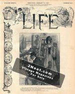 Life Magazine - January 31, 1901