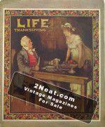 Life Magazine - November 3, 1904