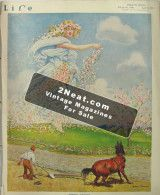 Life Magazine - April 15, 1915