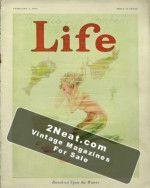 Life Magazine - February 7, 1924