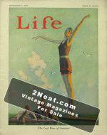 Life Magazine - September 4, 1924