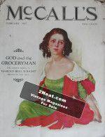 McCall's Magazine – February 1927
