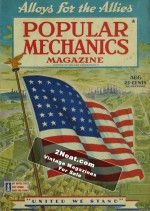 Popular Mechanics Magazine – August 1942