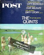 Saturday Evening Post – September 9, 1967