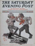 Saturday Evening Post – April 1, 1911