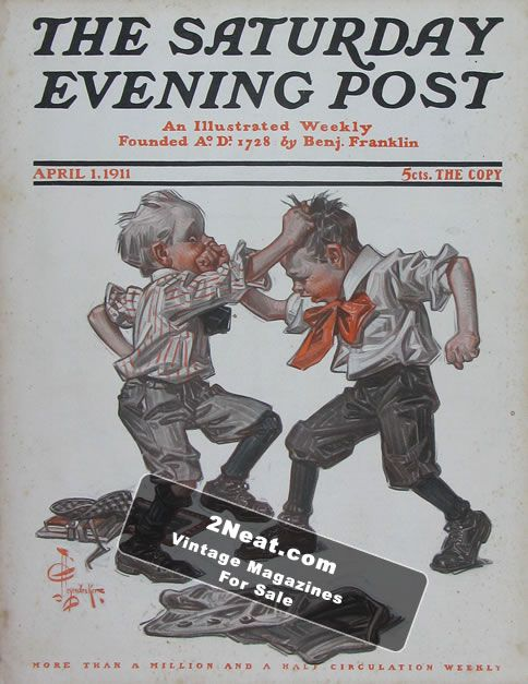 The Saturday Evening Post June 11, 1949