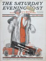 Saturday Evening Post – January 5, 1918