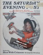 Saturday Evening Post – April 6, 1918