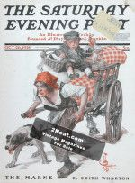 Saturday Evening Post – October 26, 1918