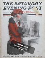 Saturday Evening Post – March 6, 1920