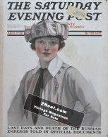 Saturday Evening Post – August 7, 1920