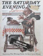 Saturday Evening Post – November 27, 1920