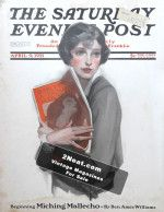 Saturday Evening Post – April 9, 1921