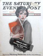 Saturday Evening Post – April 9, 1921