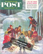 Saturday Evening Post – February 23, 1952