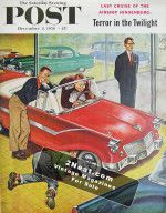 Saturday Evening Post - December 8, 1956