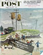 Saturday Evening Post - August 10, 1957
