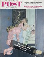 Saturday Evening Post - March 22, 1958