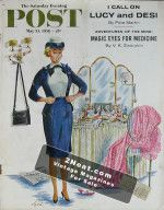 Saturday Evening Post - May 31, 1958