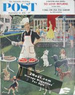 Saturday Evening Post - September 13, 1958