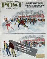 Saturday Evening Post - January 3, 1959