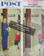 The Saturday Evening Post - February 7, 1959