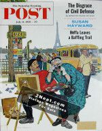 Saturday Evening Post - July 11, 1959