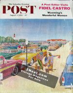 Saturday Evening Post - August 1, 1959