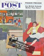 Saturday Evening Post - September 12, 1959