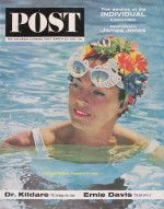 Saturday Evening Post – March 30, 1963