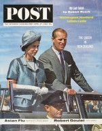 Saturday Evening Post – April 27, 1963