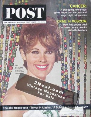 Saturday Evening Post - May 9, 1964