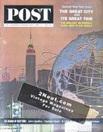 Saturday Evening Post - May 23, 1964
