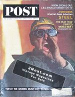 Saturday Evening Post - June 27 and July 4, 1964