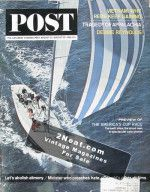 Saturday Evening Post - August 22-August 29, 1964