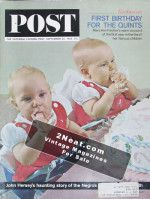 Saturday Evening Post - September 26, 1964