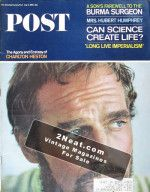 Saturday Evening Post - July 3, 1965
