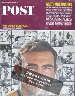 Saturday Evening Post - July 17, 1965