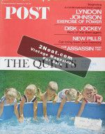 Saturday Evening Post - September 24, 1966