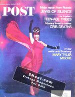 Saturday Evening Post - November 19, 1966