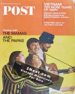 Saturday Evening Post - March 25, 1967