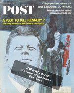 Saturday Evening Post - May 6, 1967